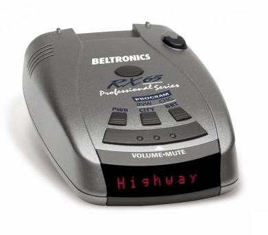 Beltronics Canada - RX 65 Radar Detector Canada